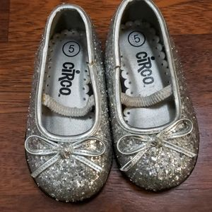 Sparkle toddler shoes
